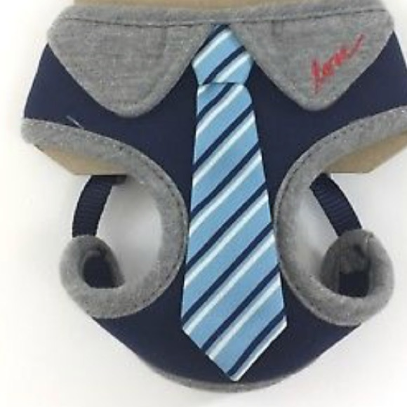 ebc733aae809 ED Ellen DeGeneres Other - ED Ellen DeGeneres LOVE Neck Tie Dog Harness NWOT